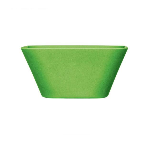 Zelená bambusová miska na salát Premier Housewares Eden