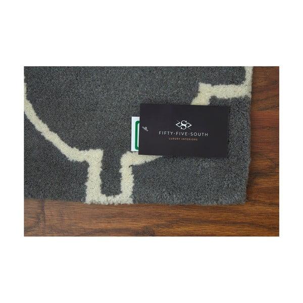 Ručně vyšívaný koberec Premiere Living Kensington, 150x240 cm