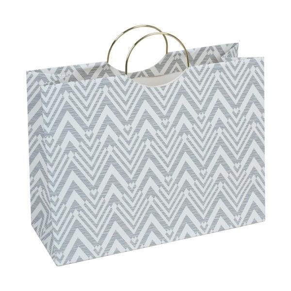 Sada 4 dárkových tašek a 3 rolí balícího papíru Tri-Coastal Design Stockholm