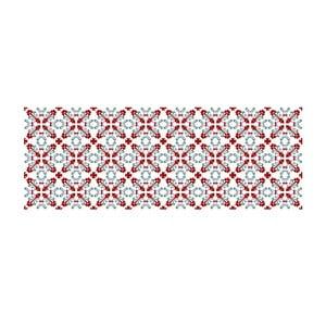 Vinylový koberec Mosaico Modernista Tinto, 66x180 cm