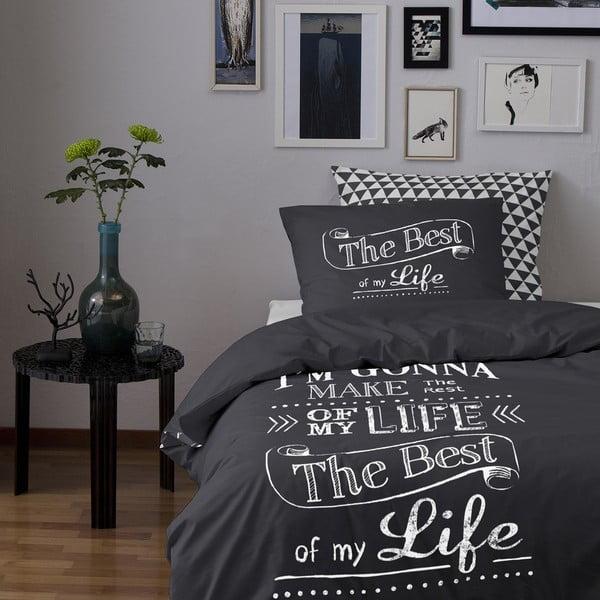Povlečení Best of My Life, 140x200 cm
