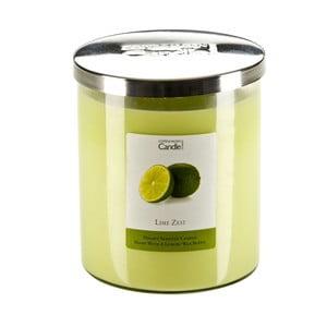 Aroma svíčka s vůní limetek Copenhagen Candles,doba hoření 70 hodin