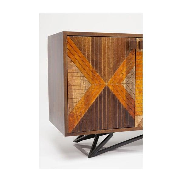 Komoda z mangového dřeva Kare Design Tomahawk