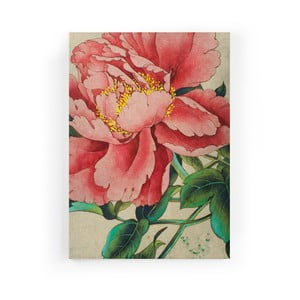 Obraz ze sametového plátna Velvet Atelier Japan, 50 x 70 cm