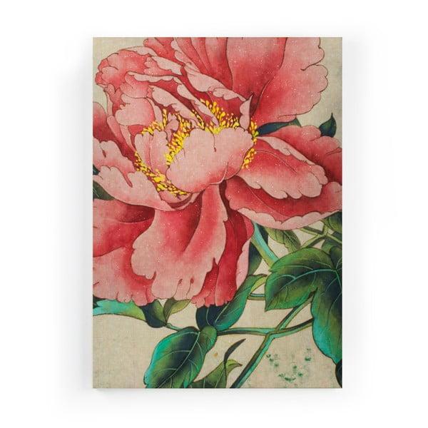 Obraz zo zamatového plátna Velvet Atelier Japan, 50×70cm