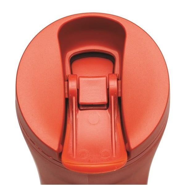 Červený termohrnek Aladdin eCycle Flip-Seal™,350ml