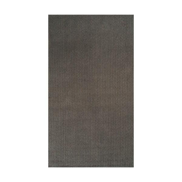 Jutový koberec Linie Design Mendoza Charcoal, 200x300 cm