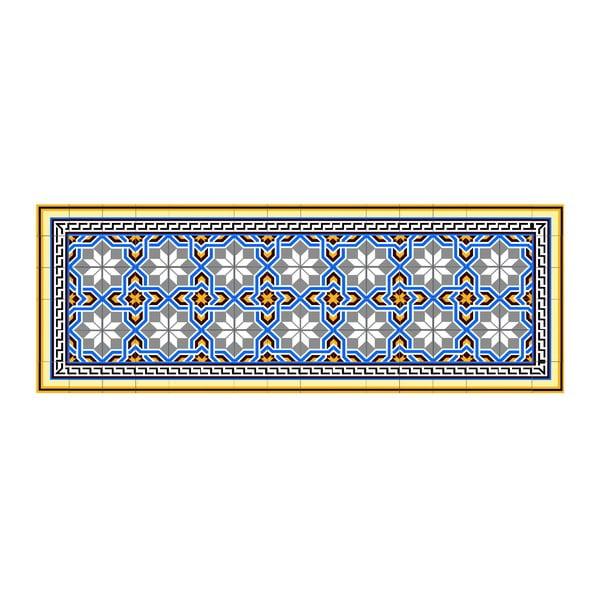 Vinylový koberec Mosaico, 50x140 cm