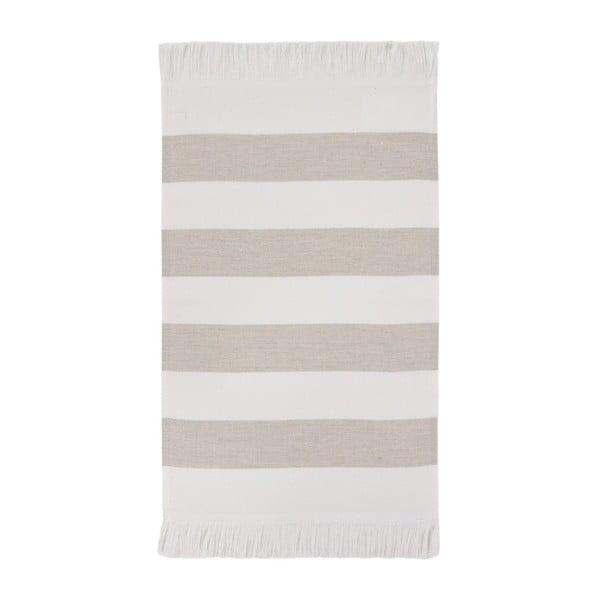 Krémový ručník Aquanova Jolie, 30x50cm