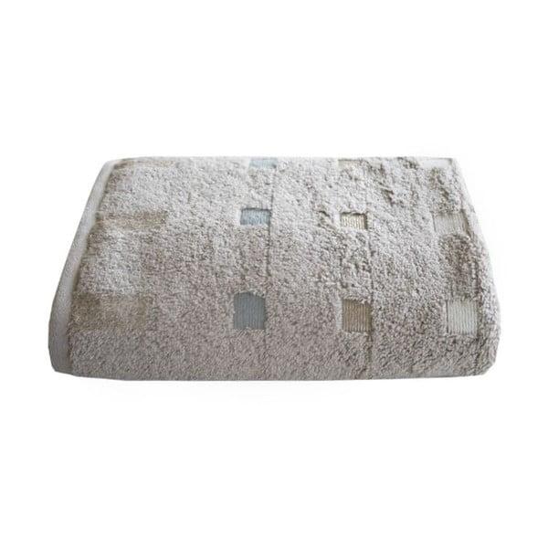 Ručník Quatro Oxford Tan, 80x160 cm