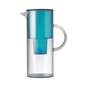 Konvice na vodu s filtrem, 2 l, azur