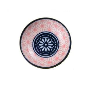 Bol din porțelan Tokyo Design Studio Star, ⌀ 9,5 cm, roz