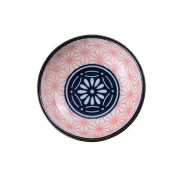 Bol din porțelan Tokyo Design Studio Star, ⌀ 9,5 cm, roz de la Tokyo Design Studio