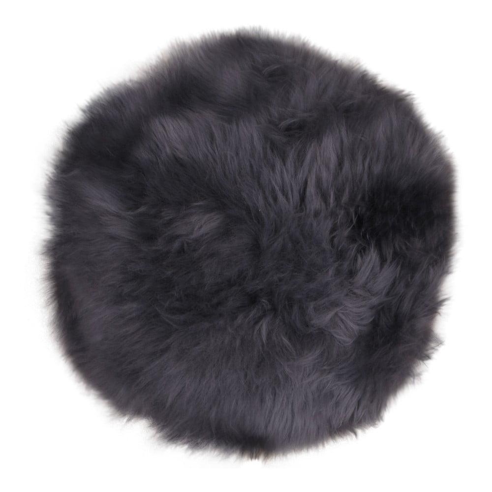 Šedá ovčí kožešina House Nordic Circle