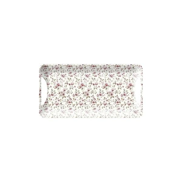 Podnos Creative Tops Floral, 38x20cm
