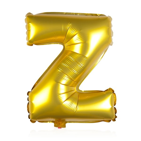 Balónek Z zlaté, 30 cm