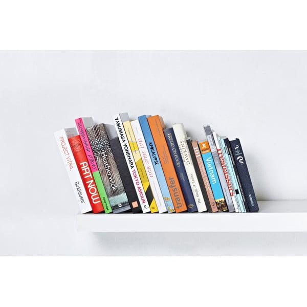 Neviditelná zarážka na knihy