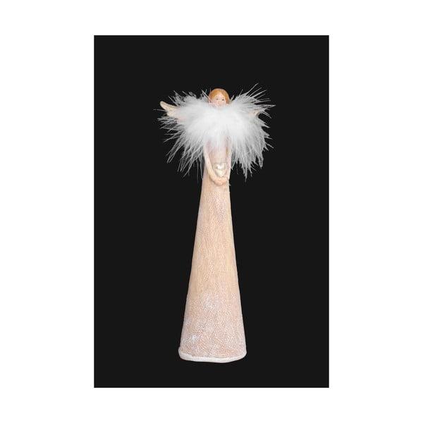 Dekorativní anděl Ego Dekor Antonia, výška 22,5 cm