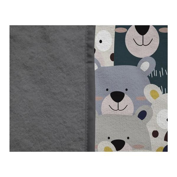 Set 2 ručníků a osušky Little Nice Things Bears