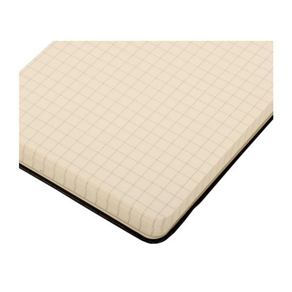 Reportérský zápisník, čtverečkovaný P