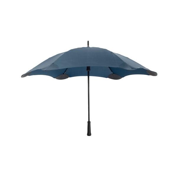Vysoce odolný deštník Blunt Classic 120 cm, tmavomodrý