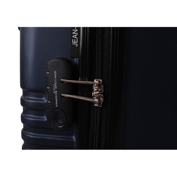 Kufr s příručním zavazadlem Case Jean Louis Scherrer Navy