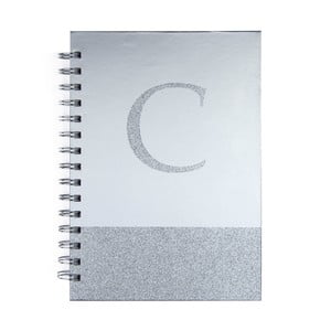 Zápisník Tri-CoastalDesign Monogram C
