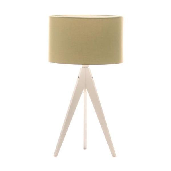 Stolní lampa Artist Birch White/Beige