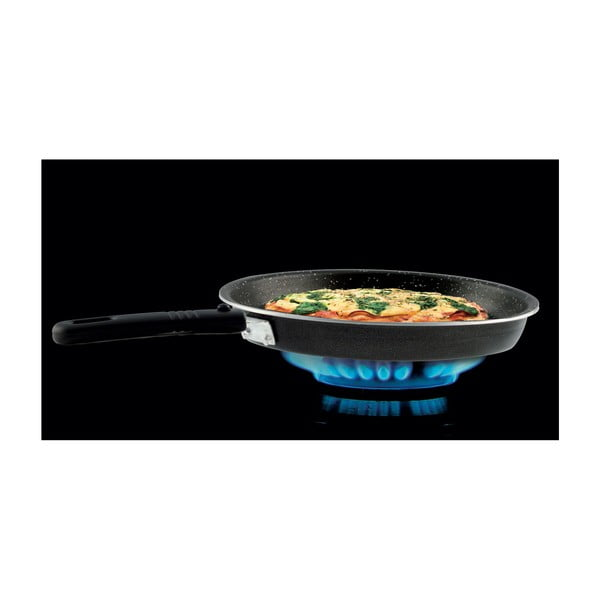 Pánev pro přípravu omelet Silex Italia Eco Stone, 20cm