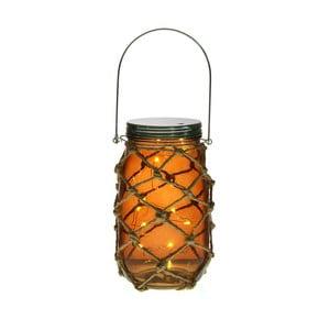 Felinar cu LED Versa Bottle, portocaliu