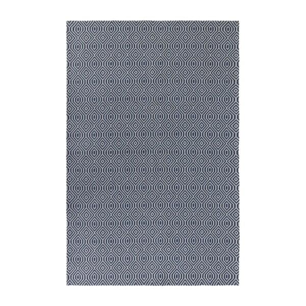 Covor Flair Rugs Pappel, 114 x 170 cm, albastru