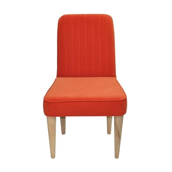Židle Parrot, oranžová