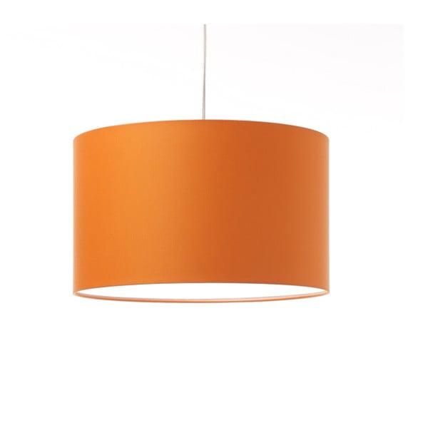 Oranžové stropní světlo 4room Artist, variabilní délka, Ø 42 cm