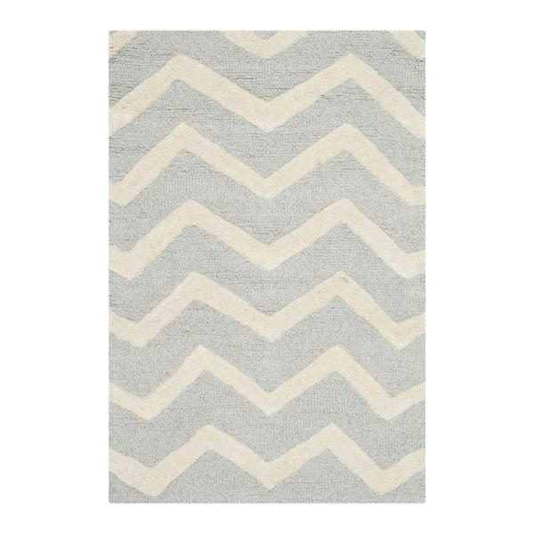 Edie gyapjú szőnyeg, 60 x 91 cm
