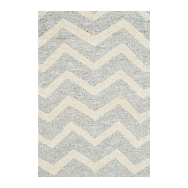 Vlněný koberec Edie, 60x91 cm