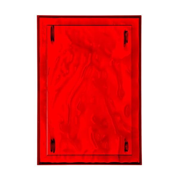 Tác Dune Red, 38x55 cm