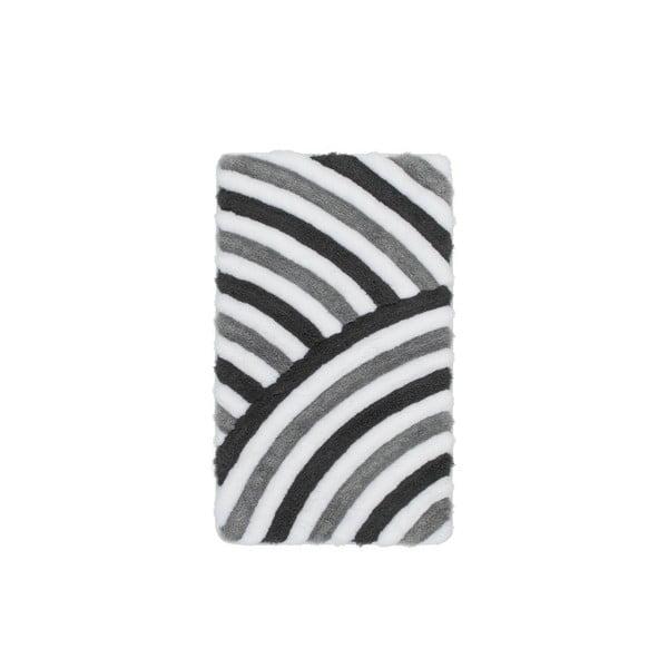 Koupelnová předložka Lobby Grey, 65x110 cm