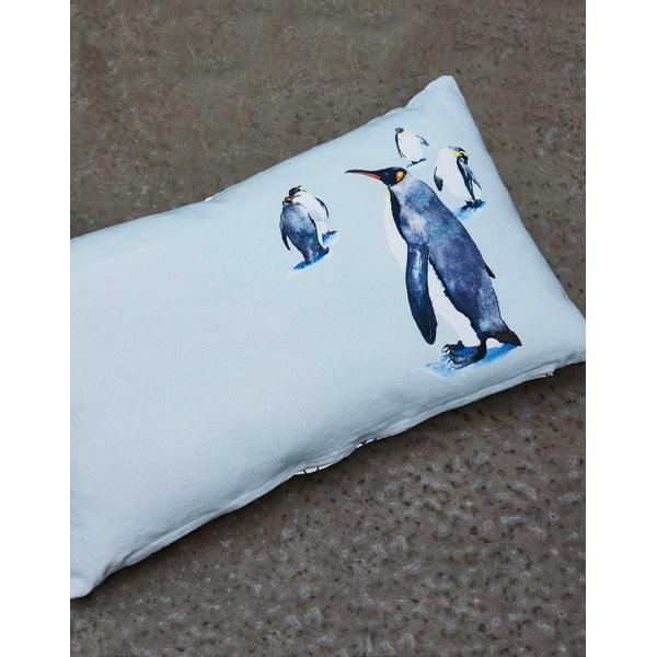 Povlak na polštář  COVERS & CO Penguin, 30x50 cm