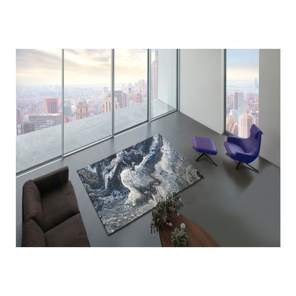 Covor Universal Kael Gris Malo, 140 x 200 cm
