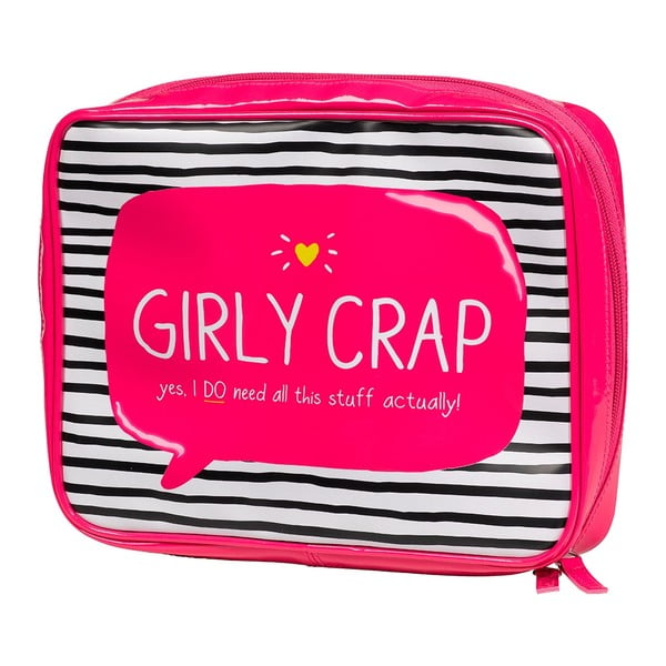 Kosmetická taška Happy Jackson Girly Crap
