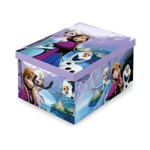 Cutie depozitare pentru copii Domopak Frozen, lungime 50 cm