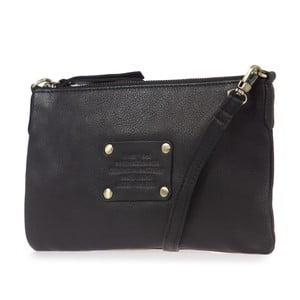 Černá kožená kabelka O My Bag The Betsy Naked