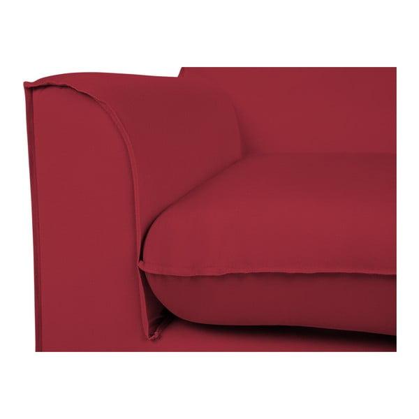 Červené křeslo BSL Concept Mona