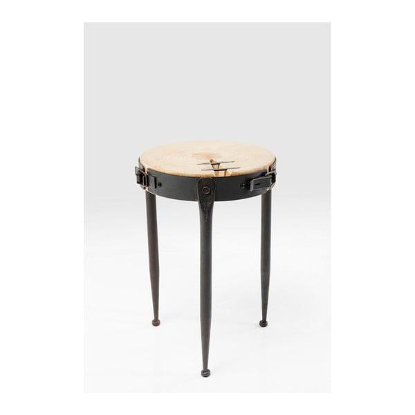 Bosco fekete-barna ülőke - Kare Design