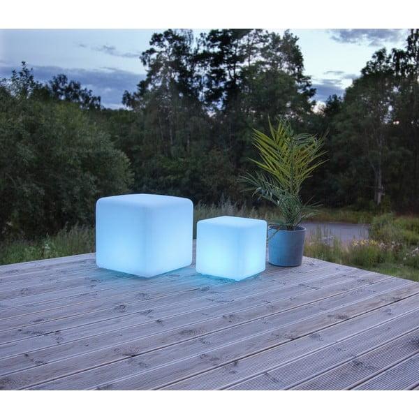 Decorațiune luminoasă pentru exterior Best Season Outdoor Twillings Muro, 28 x 28 cm