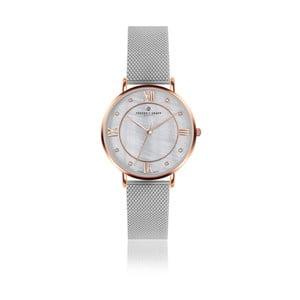 Dámské hodinky s nerezovým páskem ve stříbrné barvě Frederic Graff Liskamm