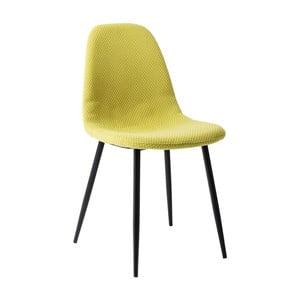 Scaun Kare Design Capri Lime, galben