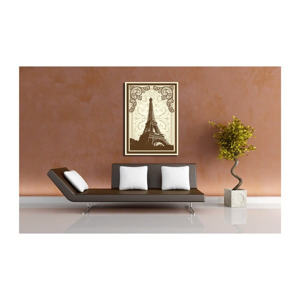 Obraz Paris Renaissance, 60x80 cm