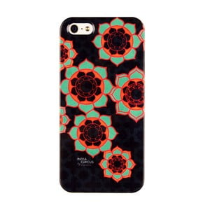 Obal na iPhone 5/5S Flower Rings