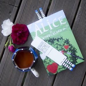 Záložka Creative Gifts Alice in Wonderland